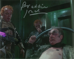 Freddie Jones, Hammer Horror 10 x 8 genuine signed autograph 10354